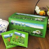 《醒茶莊》台灣精選-梨山高山袋茶(顆粒狀)(附提袋)(2盒)