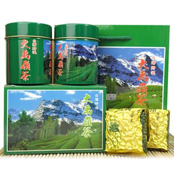 《醒茶莊》嚴選大禹嶺高冷茶禮盒150g(1組)