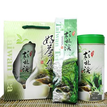 醒茶莊 手採杉林溪高山茶禮盒(1組)