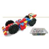《英國MOREFANS》潛能創意積木 3D建構積木(mor進階級)