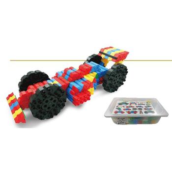 英國MOREFANS 潛能創意積木 3D建構積木(mor進階級)