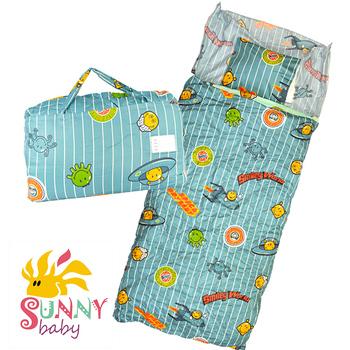 Sunnybaby生活館 冬夏兩用兒童睡袋 微笑世界-宇宙冒險