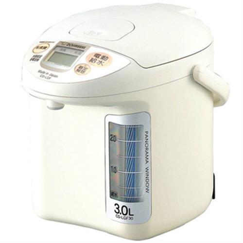 象印 3公升寬廣水位表電動熱水瓶 CD-LGF30