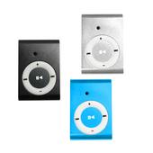夾式MP3針孔錄影機 可外插記憶卡(黑色)