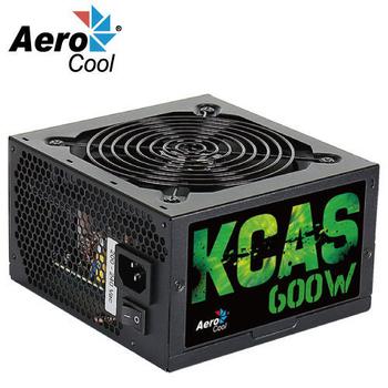 《Aero cool》KCAS 600W 銅牌