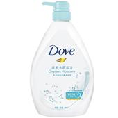 《Dove》多芬滋養柔膚沐浴乳-清氧水潤配方(1000ml/瓶)