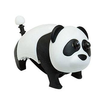 ZOONIMAL 可愛動物LED單車用前燈(黑輪熊貓)