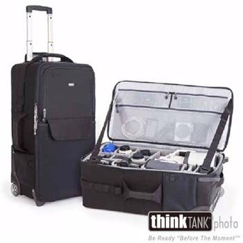 thinkTANK 創意坦克 Think Tank 創意坦克 Logistics Manager 滾輪式大型行李箱-thinkTANK LM576