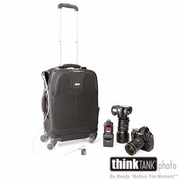 thinkTANK 創意坦克 Think Tank 創意坦克 Airport Roller Derby 德彼攝影行李箱-thinkTANK AR514