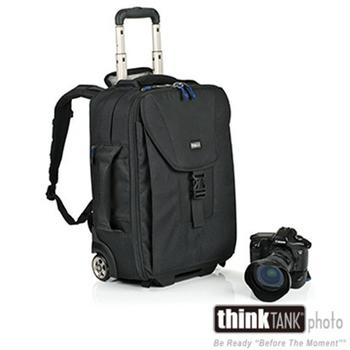 Think Tank 創意坦克 Airport TakeOff 滾輪式攝影背包-thinkTANK AT498