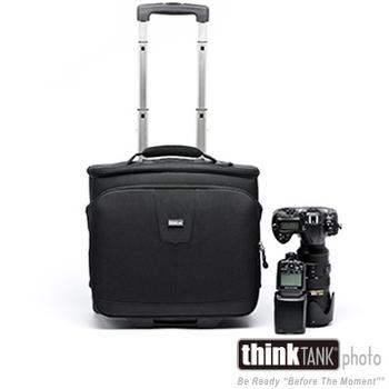 Think Tank 創意坦克 Airport Navigator 機師型行李箱-thinkTANK AN540