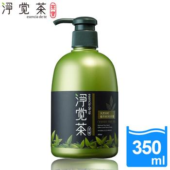 茶寶 淨覺茶 天然茶籽植萃純淨洗手露350ml