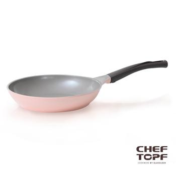 ★結帳現折★Chef Topf Chef Topf薔薇系列26公分不沾平底鍋