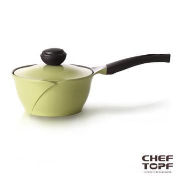 Chef Topf 薔薇系列18公分不沾單柄鍋