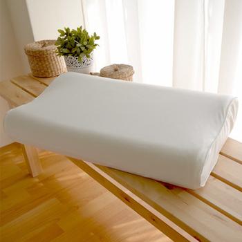★結帳現折★絲薇諾 MIT矽膠太空記憶枕(人體工學款-1入)
