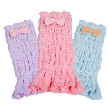 《COTEX可透舒》KC520 安穩肚圍包巾(粉藍)
