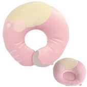 《COTEX可透舒》多功能授乳枕 -- 防水透氣內膽,枕心不發霉(粉藍)