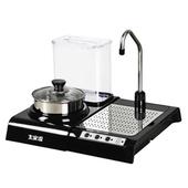 《大家源》泡茶王-即熱式飲水機+抽水寶超值組 TCY-5904L(1組)