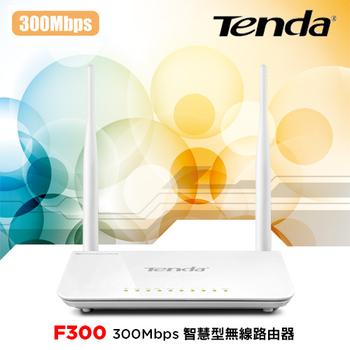 Tenda N6 600M極速雙頻無線路由器