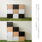 《Hopma》合馬日式單門櫃(有門無隔層)(黃木紋)