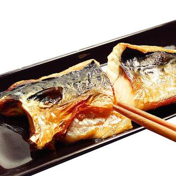 幸福小胖 挪威薄鹽鯖魚(210g*3片)