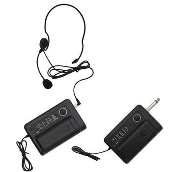 EAGLE 專業級VHF可調頻腰掛無線麥克風(EWM-V8)加送領夾式麥克風
