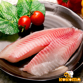 《極鮮配》台灣鯛魚片(150g~200g/片*10)