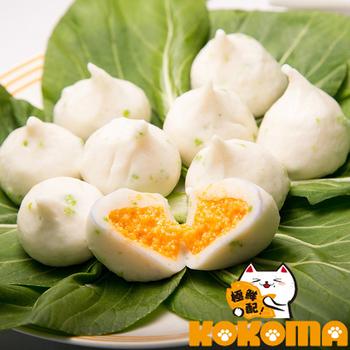 極鮮配 黃金魚包蛋(200g ±10%/包)