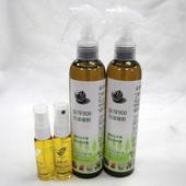 《銀彈900》抗菌防護噴劑環境瓶+隨身瓶買大送小二入組合(250ml×2+25ml×2)