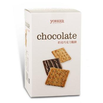 YORKER 約克巧克力脆餅(110g*12盒)