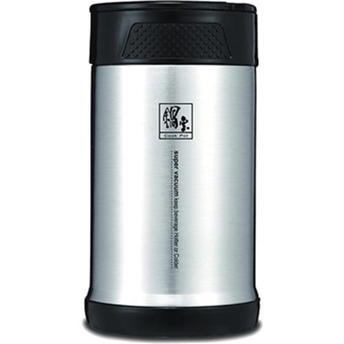 鍋寶 超真空燜燒杯800ml(銀色)
