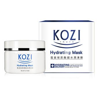 《KOZI蔻姿》玻尿酸超水潤凍膜50ml(50ml)