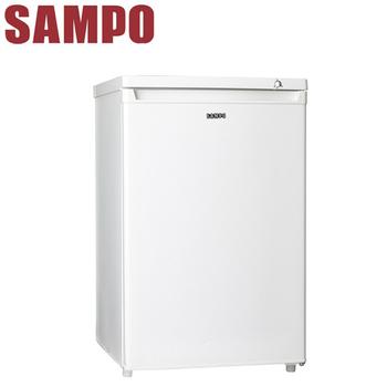 SAMPO聲寶 87L直立式冷凍櫃(SRF-90S)不含安裝