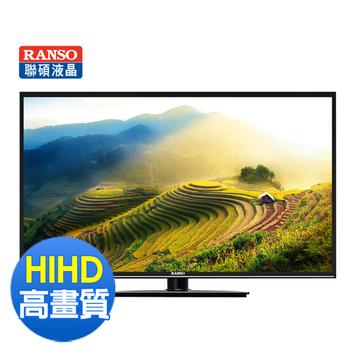 RANSO聯碩 40型FULLHD LED液晶顯示器+視訊盒(含運)(40-C2DC6)