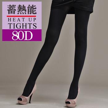 蒂巴蕾 蓄熱能5036美腿科研Heat up tights-80D(6入組)