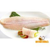 《極鮮配》巴沙魚(1000g±10%包*10包入)