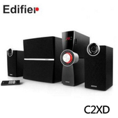 《EDIFIER 漫步者》C2XD 多媒體三件式喇叭