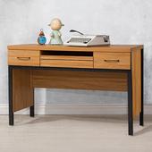 《Homelike》黑森林4尺電腦書桌