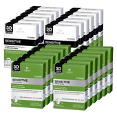 《台塑生醫》Dr's Formula敏弱肌呵護面膜24入組(超微導*12盒+金盞花*12盒)