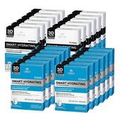《台塑生醫》Dr's Formula丰潤肌保濕面膜24入組(玻尿酸*12盒+九胜肽*12盒)