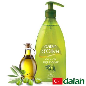 ★結帳現折★土耳其dalan 頂級橄欖油液體香皂(400ml)