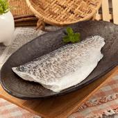 《峰漁佳食》黃金尖吻鱸魚排(250g±10%/片*4)