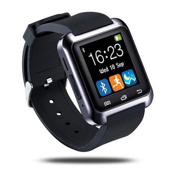 長江 W1藍牙多功能觸控智慧手錶(黑色)
