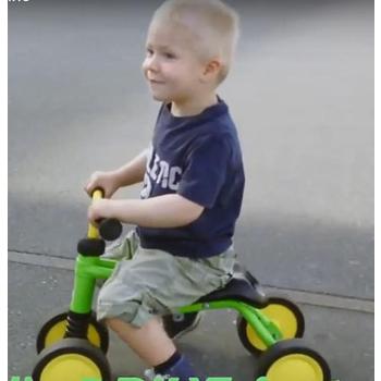 德國原裝進口PUKY 寶寶滑步車PUKYLINO(KIWI綠)