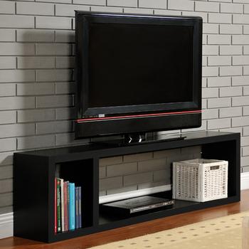佳嘉家 DIY現代感簡約電視櫃/置物櫃/收納櫃-兩色(黑色)