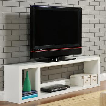 佳嘉家 DIY現代感簡約電視櫃/置物櫃/收納櫃-兩色(白色)