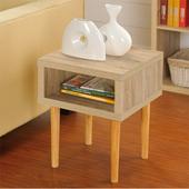 《佳嘉家》DIY愛比茶几桌/邊桌-四色(淺橡色)