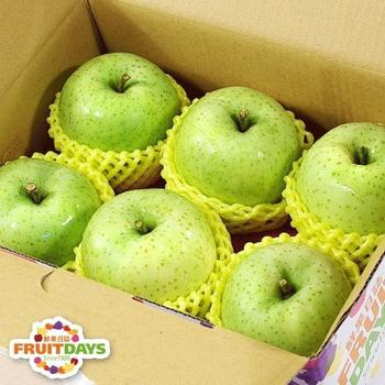 鮮果日誌 日本空運王林蘋果(6入禮盒)