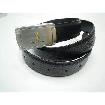 《macaroni》台灣製 簡潔大方牛皮紳士皮帶 耐用耐操 保證不脫皮#549001(帶身29mm寬紳士皮帶)