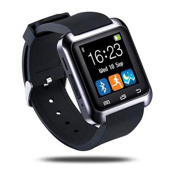 長江 W1觸摸通話藍芽手錶(黑)
